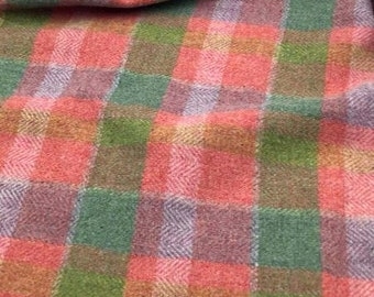Fancy Pants, Felted Wool Fabric for Rug Hooking, Wool Appliqué and Crafts