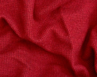 Strawberry Seed, Felted Wool Fabric for Rug Hooking, Wool Applique and Crafts