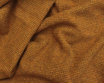 Colonel Mustard, Felted Wool Fabric for Rug Hooking, Wool Applique and Crafts
