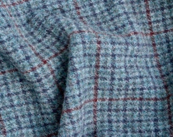 Patriot Blue, Felted Wool for Rug Hooking, Wool Applique and Crafts