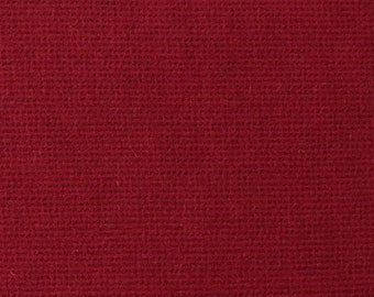 Raspberry Seeds, Felted Wool Fabric for Rug Hooking, Wool Appliqué and Crafts