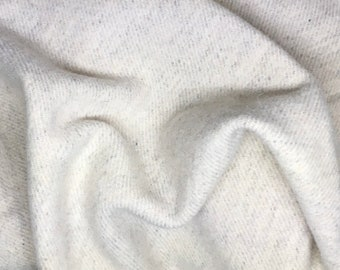 Olde Glory White, Felted Wool Fabric for Rug Hooking, Wool Applique and Crafts