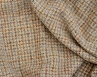 Country Hound, Felted Wool Fabric for Rug Hooking, Wool Applique and Crafts
