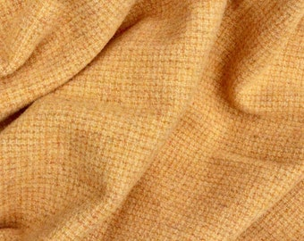 Creamed Corn, Felted Wool Fabric for Rug Hooking, Wool Applique and Crafts