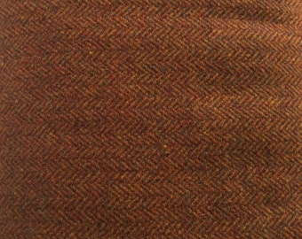 Spiced Cider, Felted Wool Fabric for Rug Hooking, Wool Applique and Crafts