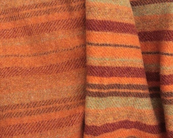 Joseph's Coat Stripe, Felted Wool for Rug Hooking, Wool Applique and Crafts