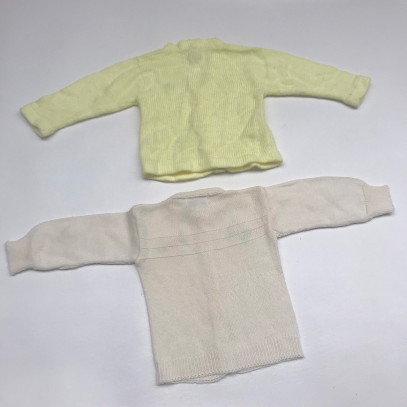 vintage 1960s baby girl/'s cardigan sweaters