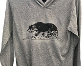 California Grizzly Lightweight  Hoody