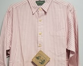 Very Very Nice Classic Denim Vintage Oxford 80 39 s by POLO Country RALPH LAUREN Never Worn Still With Tags on