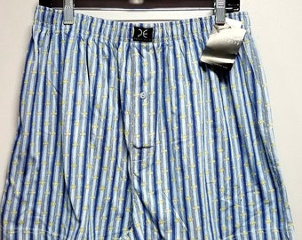 Still With Tags On Them Awesome Vintage Boxer/'s  90/'S   by PERRY ELLIS   Large  Never Worn