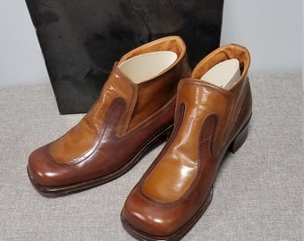 1960s mens boots   Etsy