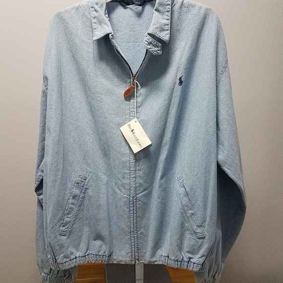 Classic Vintage Jacket    80's   by POLO   RALPH … - image 1