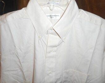 "Nice Vintage  Oxford  80""s    Size 16x33   by  GUESS  GEORGES  MARCIANO    Never Worn   Still With Tags On"