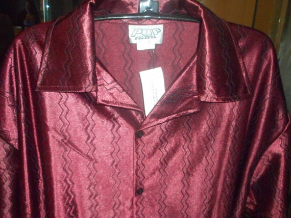 EXTREMELY Awesome Vintage Shirt  80's Early 90'S … - image 4