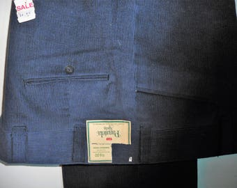 Vintage July 1975  Pants  Made by LEVI'S PANATELA   Size 38x34  Never Worn, Purchase Receipt  Still With Tags, And Sale Receipt