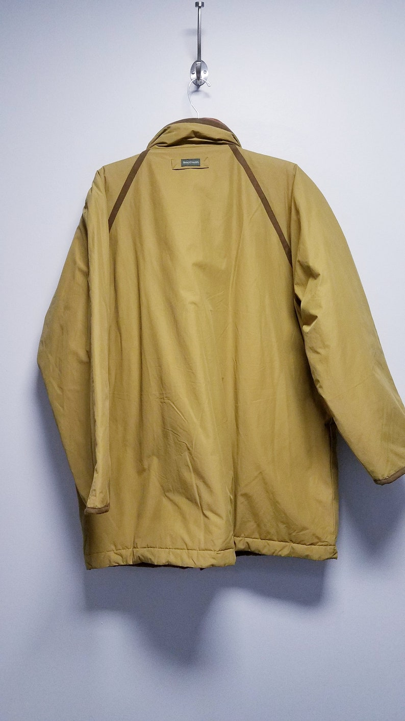 Heavy Vintage Winter Coat   By HENRY COTTON/'S   Never Worn