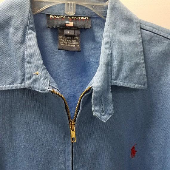 Classic Vintage Jacket   80's   by  POLO RALPH LA… - image 5