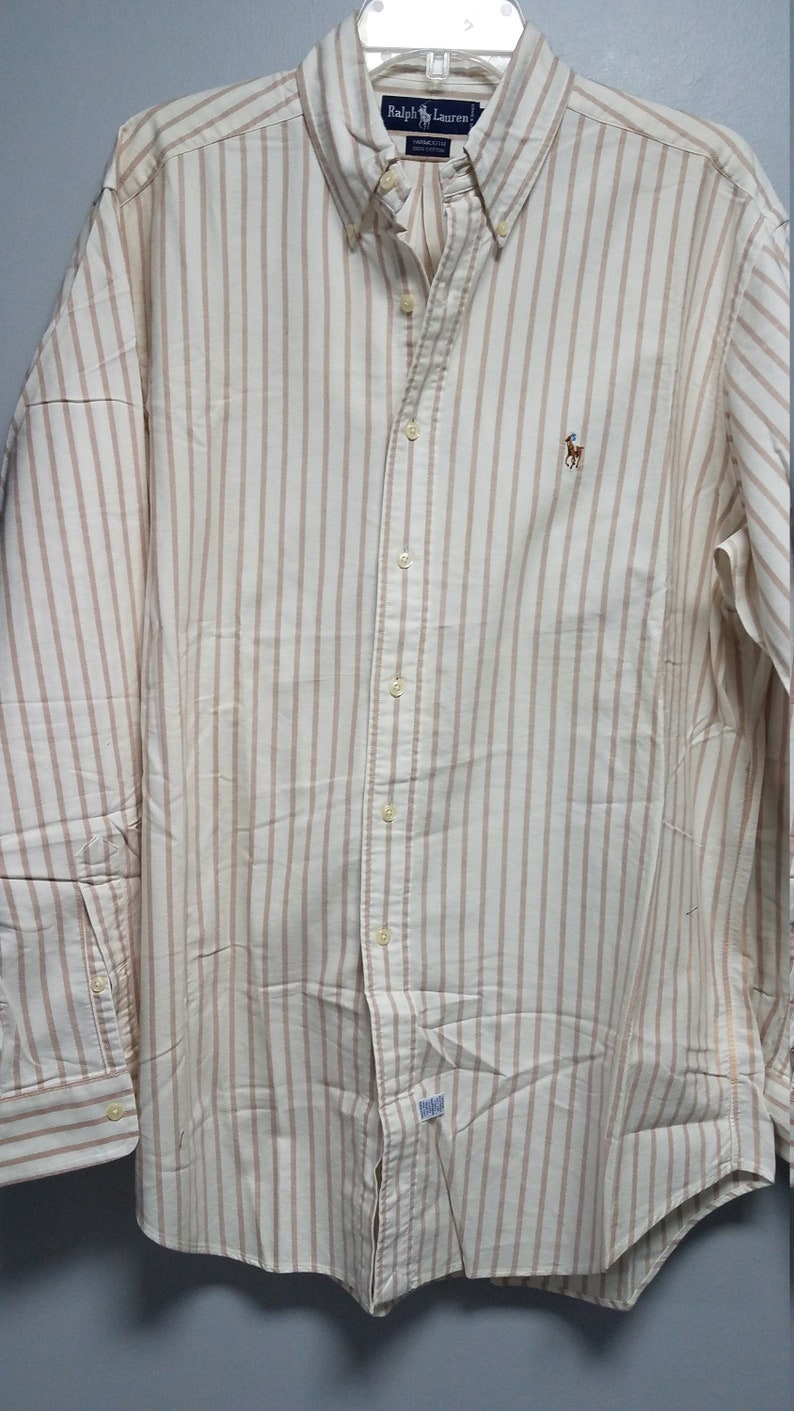 LXL 90 /'s vintage Polo /' hole in one /' checkered-blue and white