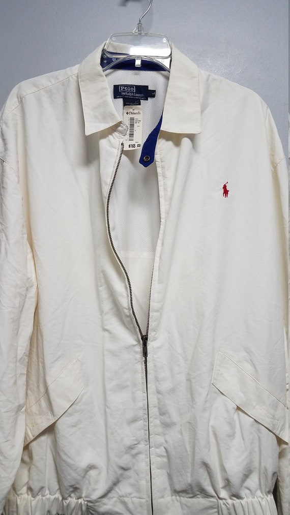 Super Nice Jacket   80's 90'S  By  POLO RALPH LAU… - image 7
