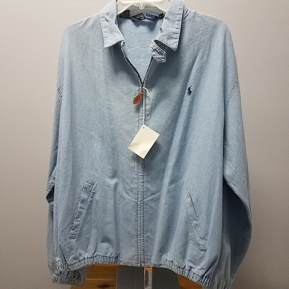 Classic Vintage Jacket    80's   by POLO   RALPH … - image 2