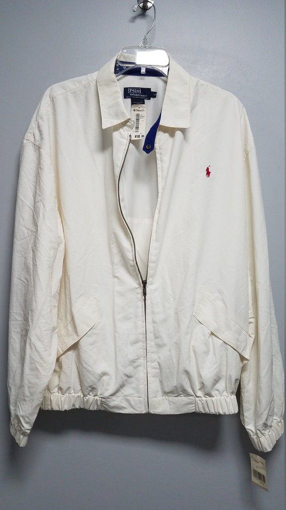 Super Nice Jacket   80's 90'S  By  POLO RALPH LAUR