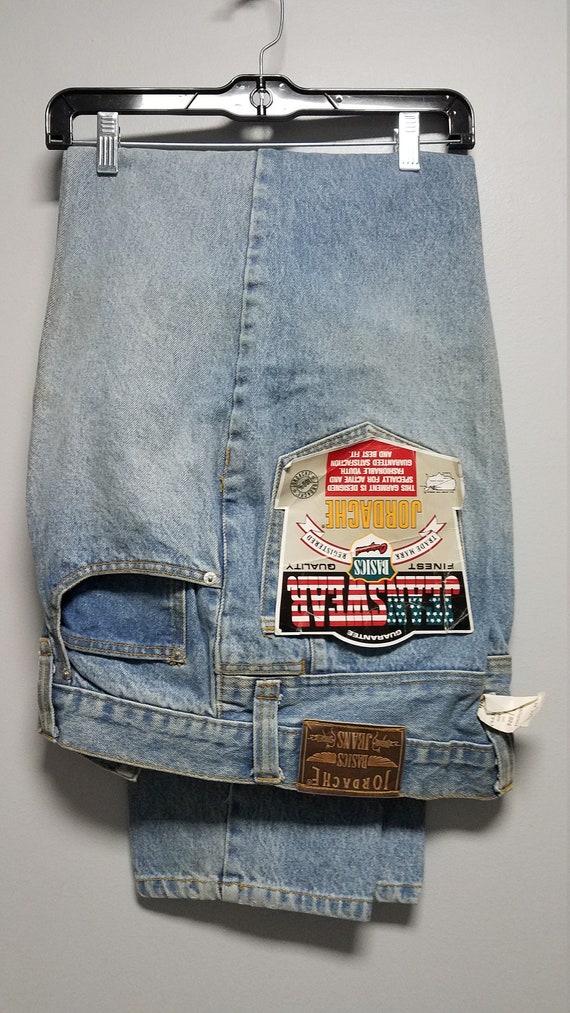Vintage Jeans 80's  By JORDACHE  Never Worn,  Stil
