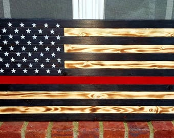 c064016a066f Firefighter flag | Etsy