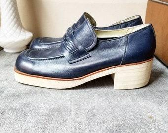1970s Platform Shoes Etsy