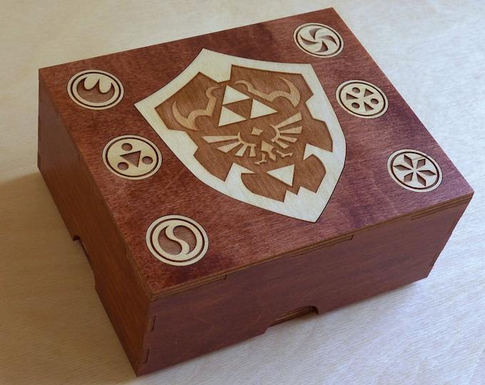 Hylian Shield Stash Box