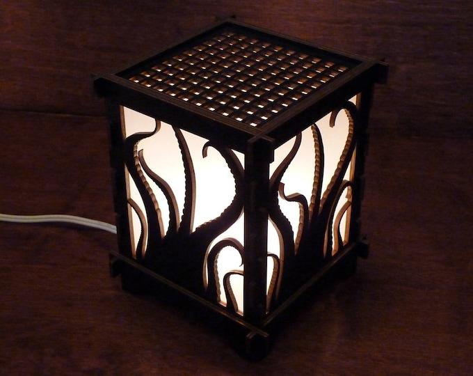 Tentacles lamp