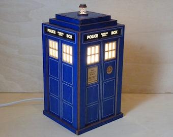Police Box Lamp