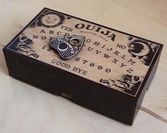 Ouija Two Jar Stash Box