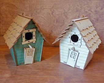 The Shanty Birdhouse