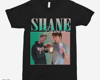 070fabe30 Shane Dawson 90s Vintage Black T-Shirt