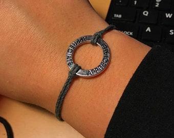 Sayings Bracelets