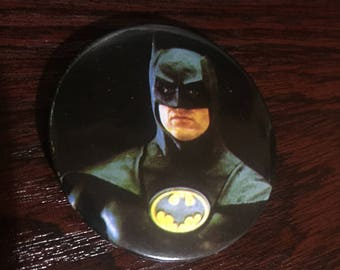 Batman Michael Keaton Badge/Pin