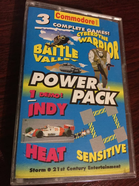 Bloc d'alimentation bande 17 Commodore 64