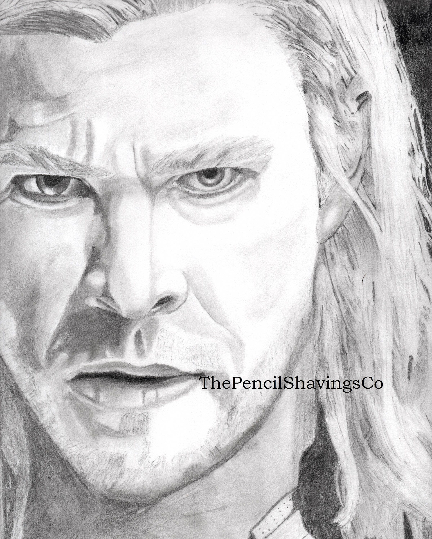 Fan Art Marvel Para Imprimir Dibujo Thor Chris Hemsworth Etsy