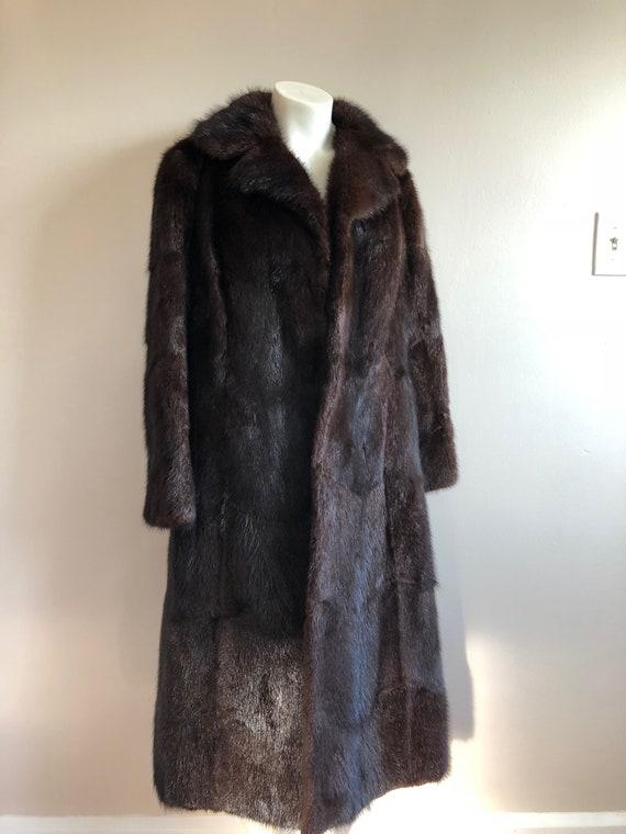1960's musquash coat