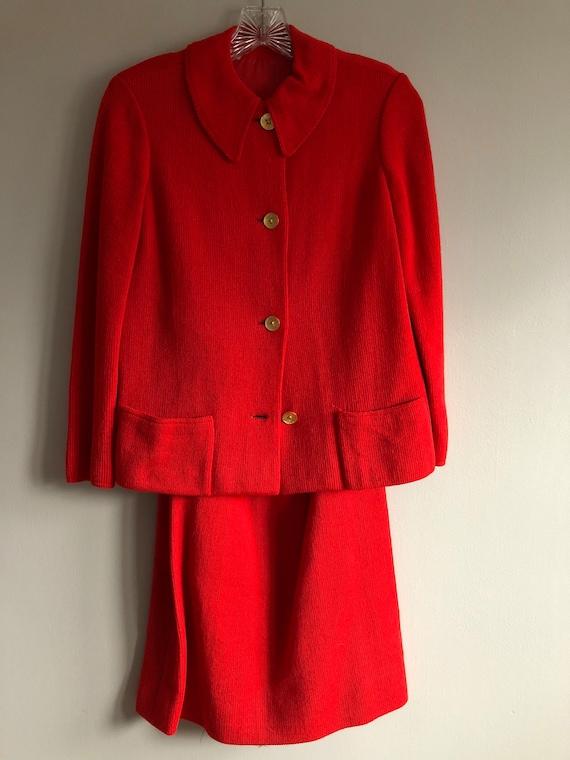 1960's skirt suit