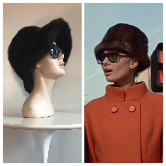 1960's Mink Bucket Hat