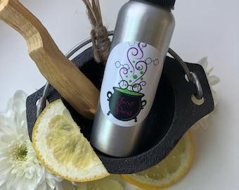 Focus Pocus / Essential Oil ADHD / Mind Body and Spirit / Essential Oil Mister / Essential Oil Spray Bottle