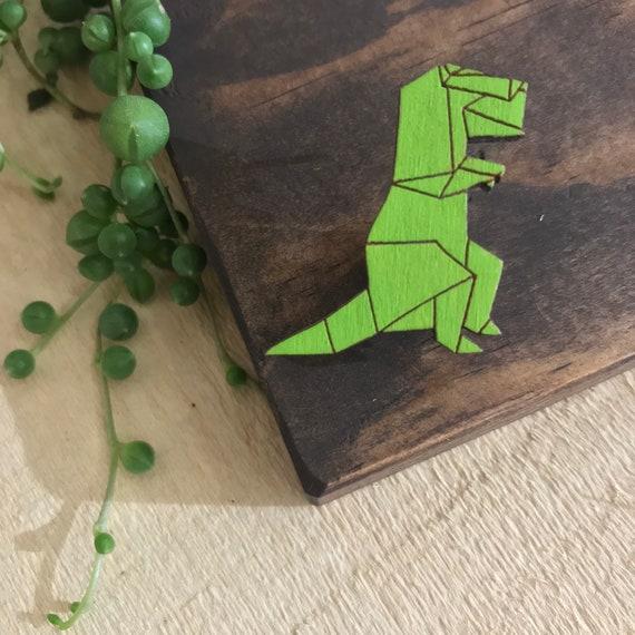 origami t-rex - Motosha | 570x570