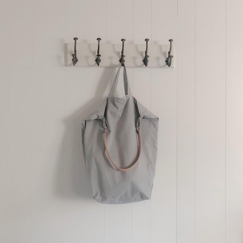 TOTE BAG \u00bb grey tote bag \u00bb shoulder bag \u00bb  eco friendly bag \u00bb sustainable fashion \u00bb gym bag \u00bb weekender bag \u00bb tote bag \u00bb Thurso Tote Bag