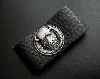 Western Jewelry, Buffalo Jewelry, Concho Bracelets, Leather Bracelets, Mens Bracelets, Wide Band Bracelet, Mens Jewelry, Cuff Bracelets
