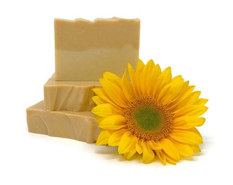 Organic Soap with Frankincense + Brazilian Clay, Handmade, Vegan, Palm Oil Free, Eco-friendly, Essential Oil Soap, Sustainable Packaging