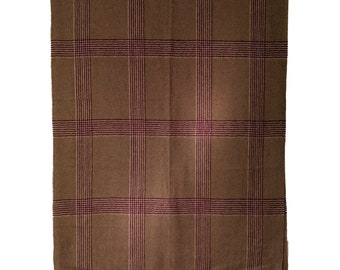 100% Camel wool wrap/throw