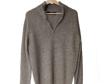 100% Yak wool sweater