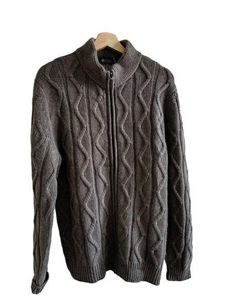 100% Cashmere Sweater  XL image 1