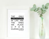 Printable Art - Digital Download Art - Quote Art - Wall Art - Digital Art - Digital Prints - quote prints - printable quotes